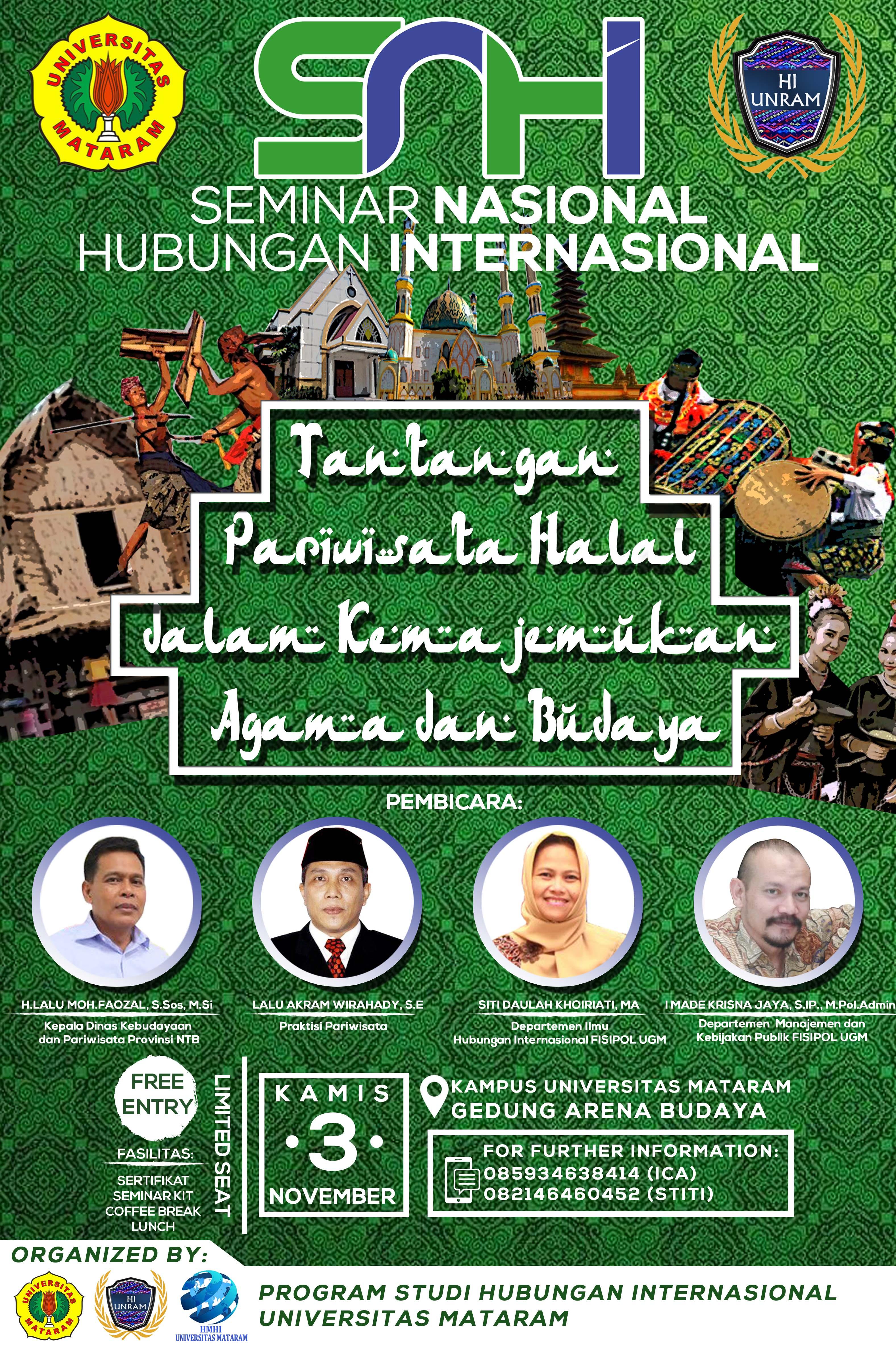 Tantangan Pariwisata Halal dalam Kemajemukan Agama dan Budaya